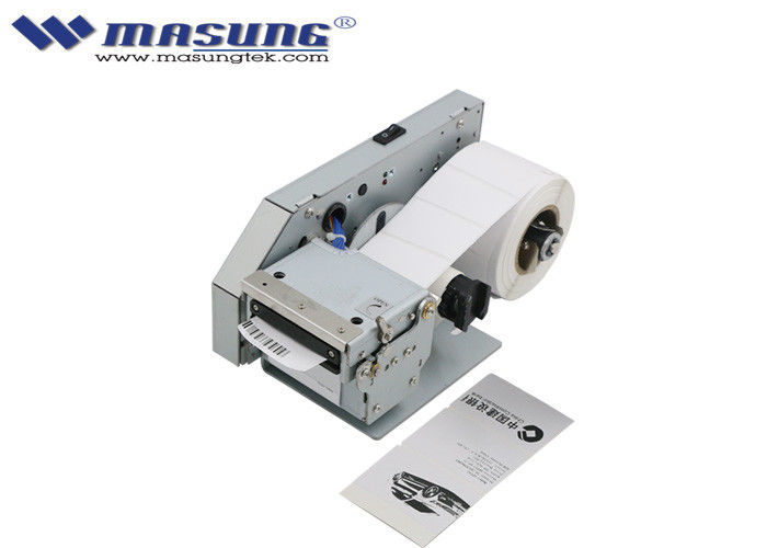 Auto Peeling - Off Thermal Label Printer Ultra Big Paper Roll Supported