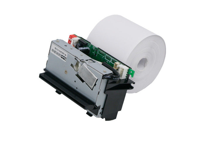 China OEM 58mm auto cutter printer FTP628 mini kiosk thermal printer module